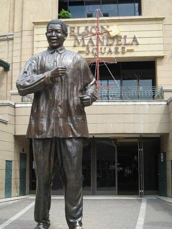 Nelson Mandela SquareJohannesburg, South Africa