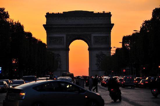 Arc De Triomphe Picture Of Photo Tours In Paris Paris