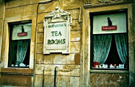 Fotos de Babington's English Tea Room, Roma