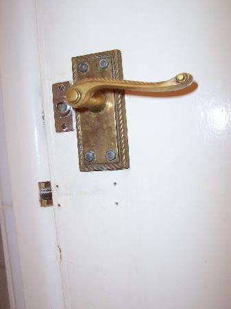 Bathroom door - from tripadvisor.com
