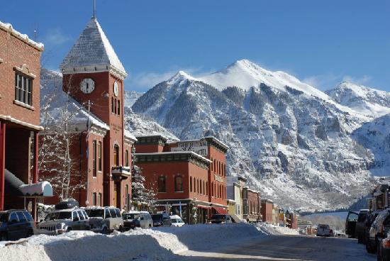 Bridal Veil Falls Colorados Longest Free Falling