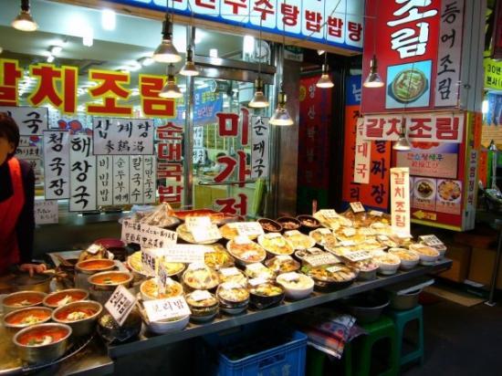 Photos of Namdaemun Market, Seoul