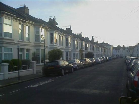 View of HOve
