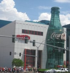 Massive Coke Structure
