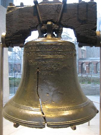 Independence Hall: Liberty Bell
