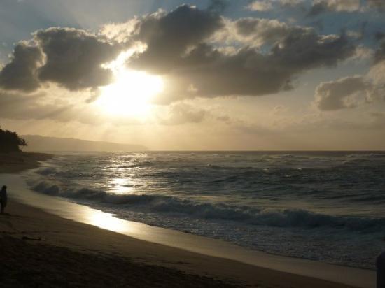 Bilder fra Sunset Beach Park, Oahu