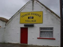 Image result for doagh famine village