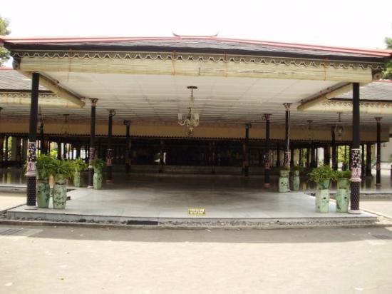 Kraton (Keraton): inside the kraton (palace)