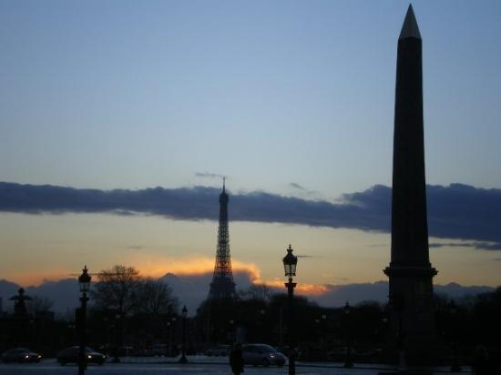 Pictures of Place de la Concorde, Paris