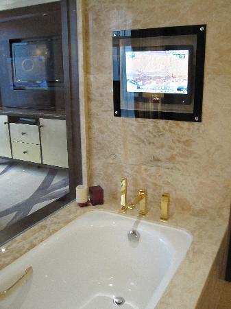 Sinks In The Bathroom Picture Of Fairmont Beijing
