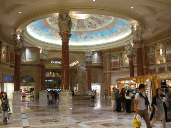 An Extravagant Furniture Shop Picture Of Forum Shops At