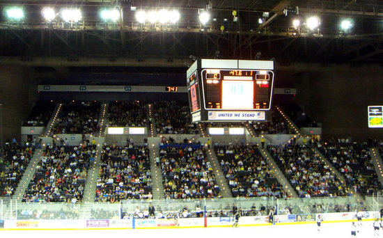 Pensacola Civic Center Seating
