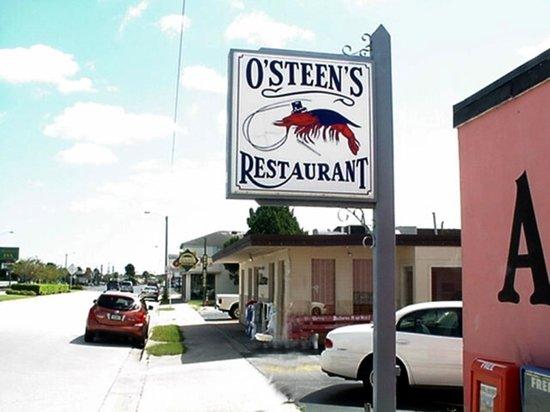 O'Steen's Restaurant, St. Augustine