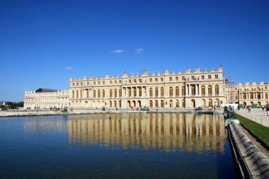le palais de versailles picture of
