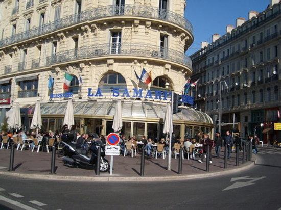 La Samaritaine Marseille Htel De Ville Restaurant