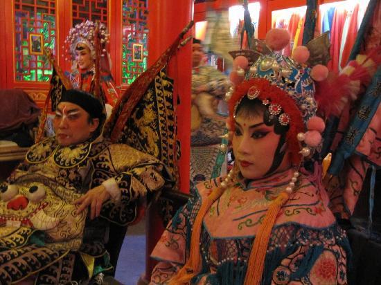 Photos of Shu Feng Ya Yun Sichuan Opera, Chengdu