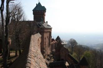 Photos de Haut Koenigsbourg, Alsace