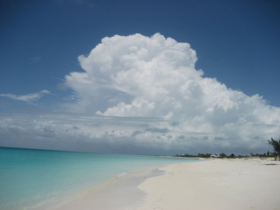 Providenciales: The water really is this blue
