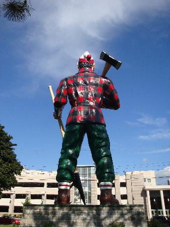 Paul Bunyan Statue Bangor 2020 All You Need To Know