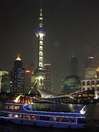 Images of Huangpu River, Shanghai