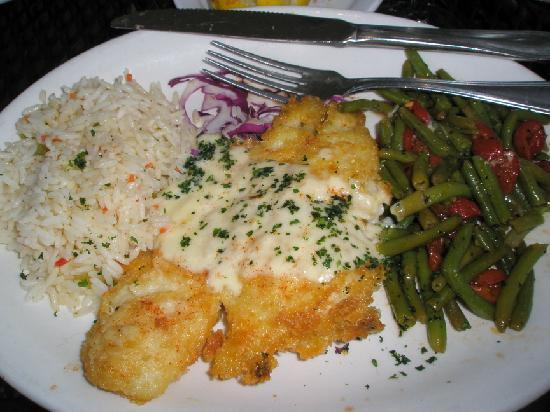 Recipe Flounder Crusted Potato