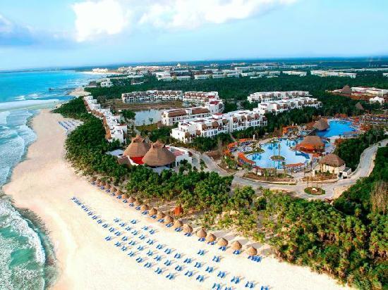 Hotelanlage Photo De Valentin Imperial Riviera Maya