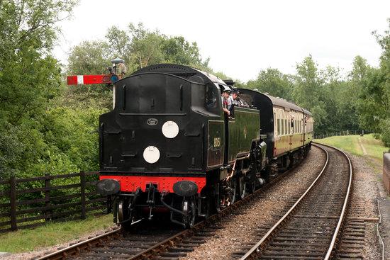 Bluebell Railway Uckfield England Hours Address