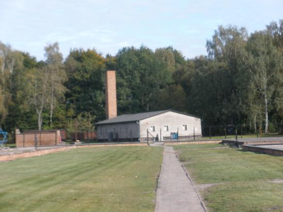 Gas chamber and crematorium - Picture of Stutthof Concentration Camp, Sztutowo