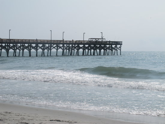 Surfside Beach Sc Pier Surfside