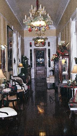 Great Christmas Decorations Front Door Picture Of