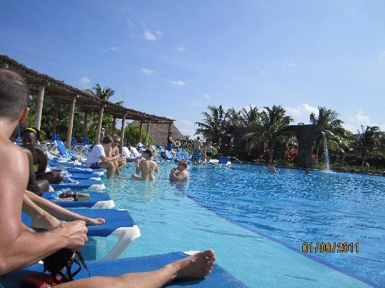 Active Pool Picture Of Valentin Imperial Riviera Maya