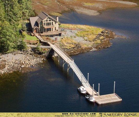 Saltery Lodge Prices Amp Reviews Ketchikan Alaska