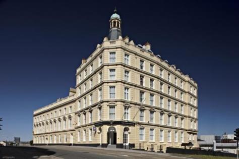 The New Continental Hotel, Plymouth