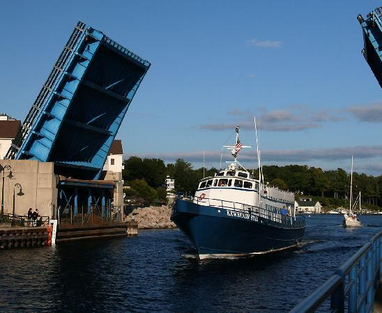 Keweenaw Star Excursions Charlevoix All You Need To