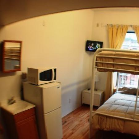 Saint Marks Place Studio Apartments Sample Room