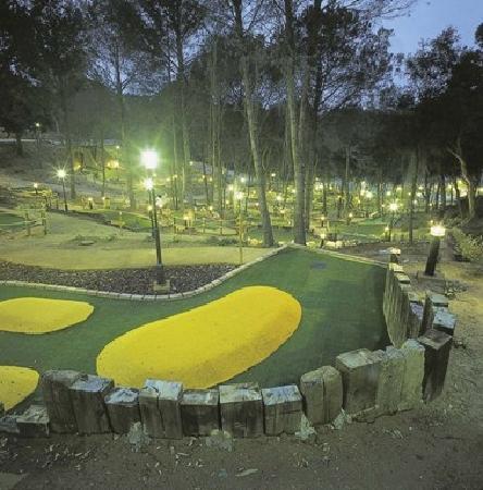 Mini golf en Lloret de Mar (Gnomo Park)