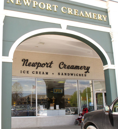 Image result for newport creamery