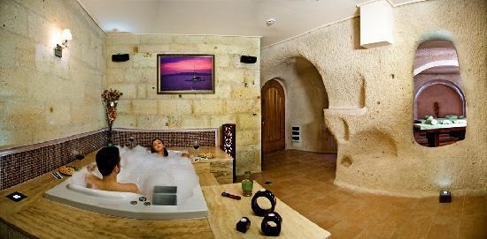 Cappadocia Cave Resort & Spa: Leea Spa