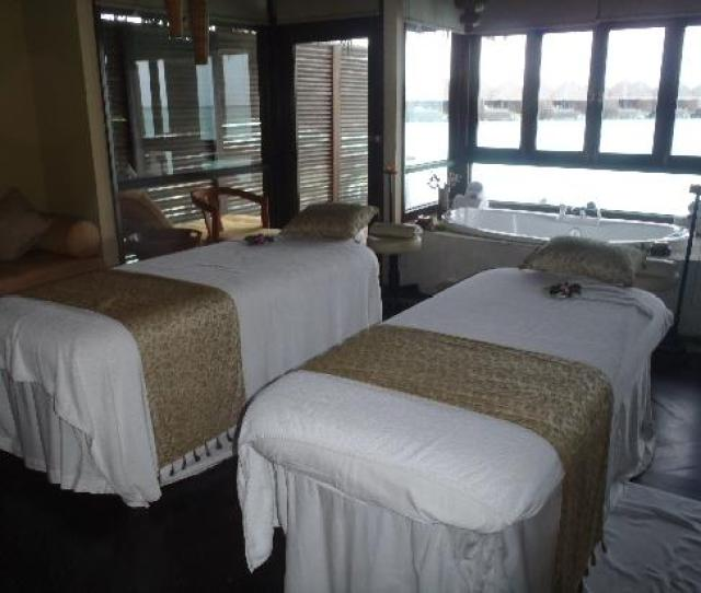 Taj Exotica Resort Spa Our Couples Massage Room