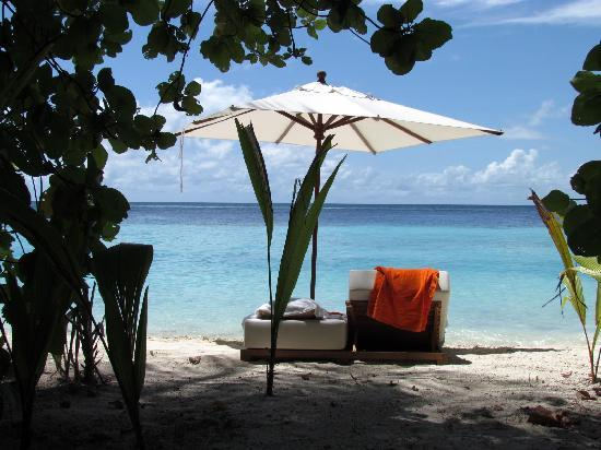 Ocean Pearls at Jumeirah Dhevanafushi, Maldives