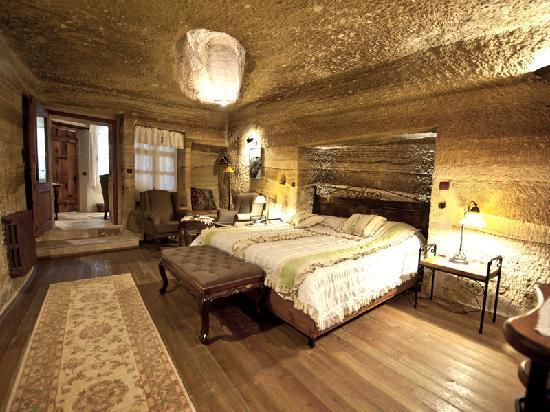 Terra Cave Hotels