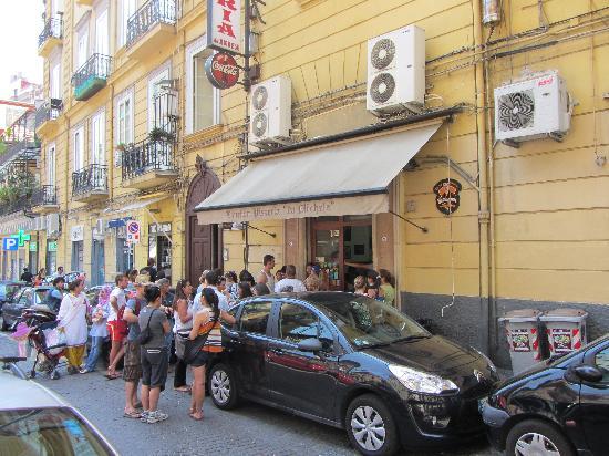 Foto di Antica Pizzeria da Michele, Napoli