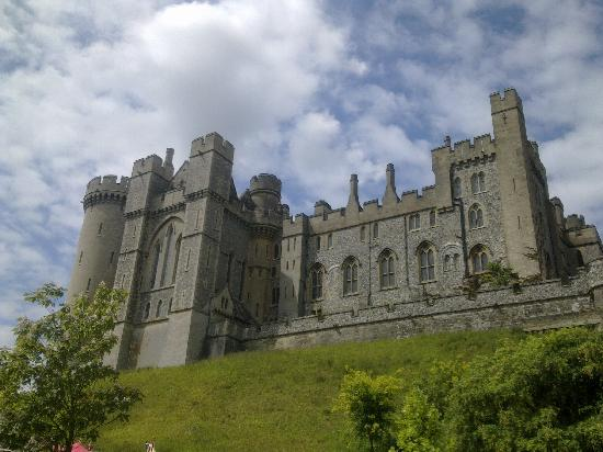 Pictures of Arundel Castle & Gardens, Arundel