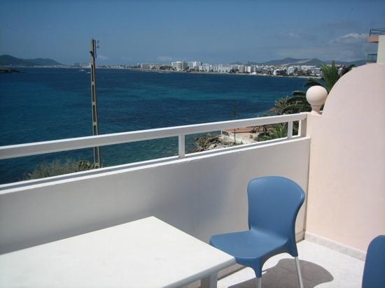 Panoramic Apartments Balcony View