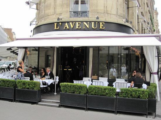 Photos of L'Avenue, Paris