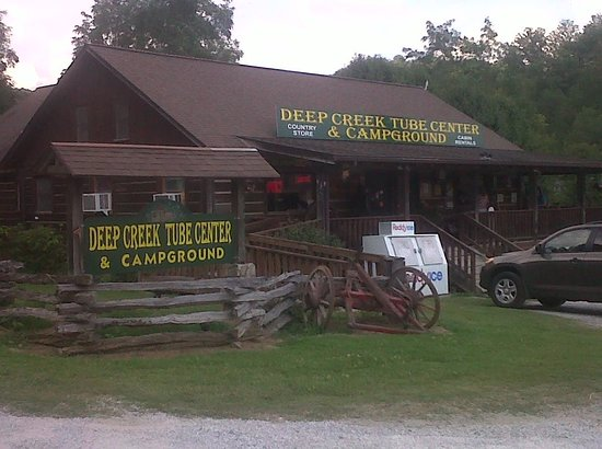 Farm Pond Campground Nc