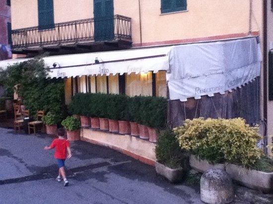 Foto di Ristorante Osteria Borgo Antico, Recco