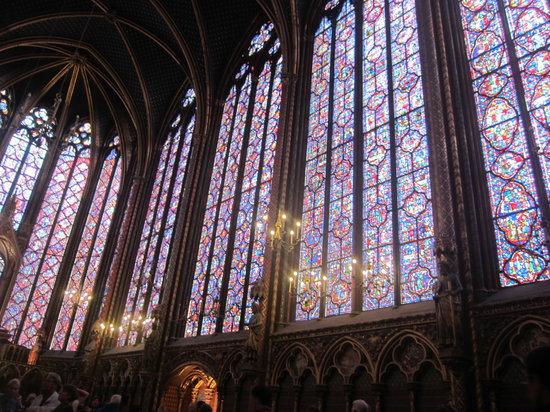 Images of Sainte-Chapelle, Paris