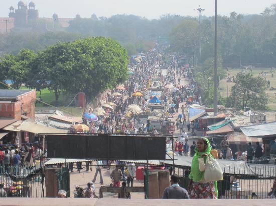 Photos of Chandni Chowk, New Delhi