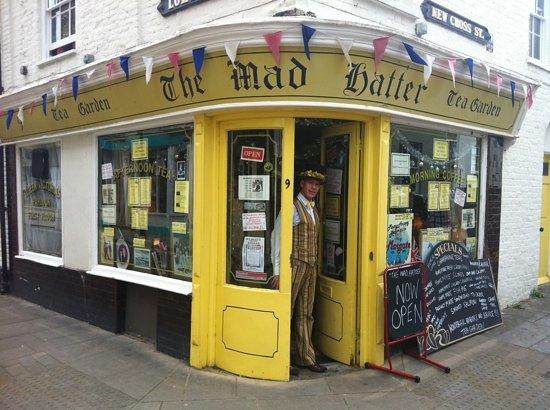 Image result for mad hatter cafe margate